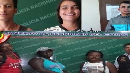 Policía detiene a más colombianos ilegales en Chiclayo
