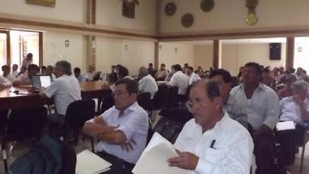 Gobierno Regional de Lambayeque se compromete a tomar en cuenta a comunidades campesinas