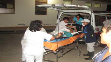 Huancavelica: un herido grave deja un ataque a camioneta en Tayacaja