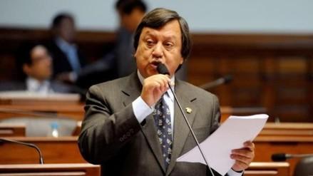 Trujillo: congresista reeleccionista solo obtiene 390 votos