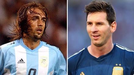 Lionel Messi: Gabriel Batistuta confesó que le dolerá que le quiten récord