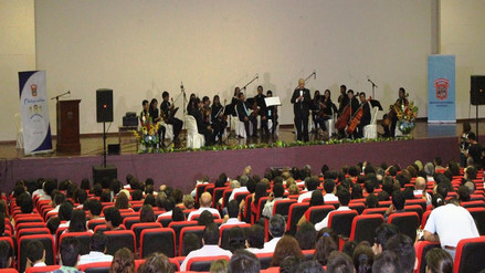 Chiclayo celebra aniversario con concierto de la Orquesta de Cámara Municipal