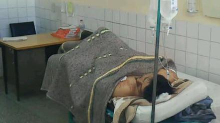 Quillabamba: explosión de balón de gas dejó dos heridos