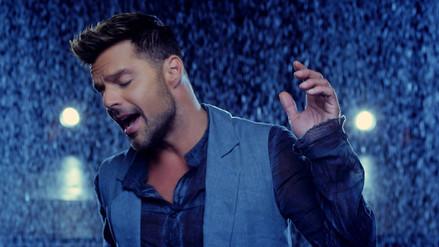 Ricky Martin presentó en sociedad a su novio