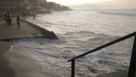 COER: piuranos no se alejaron del mar tras alerta de tsunami