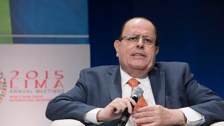 Presidente del BCR participó en las Reuniones de Primavera del FMI y el BM
