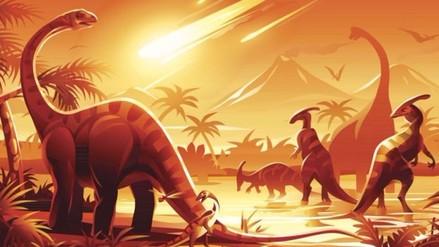 Dinosaurios ya estaban en declive antes del impacto del meteorito gigante