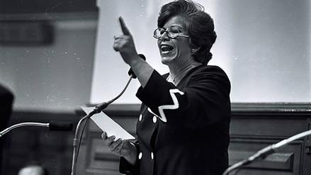 La carrera política de Lourdes Flores en imágenes