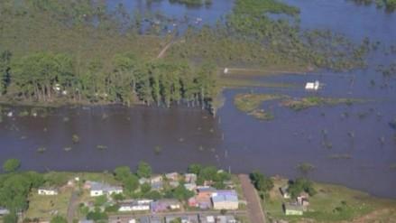 Ocho muertos y 4.000 desplazados por tornado y lluvias en Uruguay