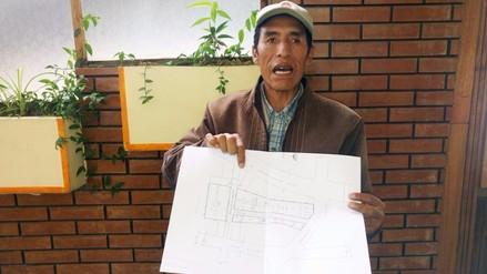 Huancayo: pobladores denuncian invasión de terreno destinado para un parque
