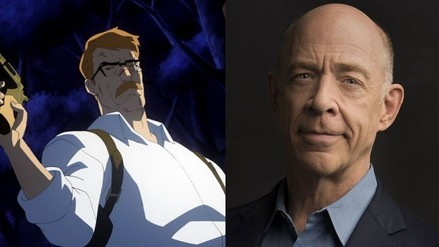 The Justice League: JK Simmons será el James Gordon de los cómics