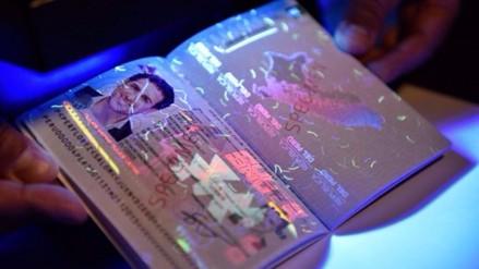 Pasaporte biométrico se entregará en todo el país desde julio
