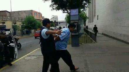 Capturan a requisitoriado delincuente en Mariano Melgar