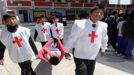 Unos 600 mil escolares de Piura participarán en simulacro de sismo