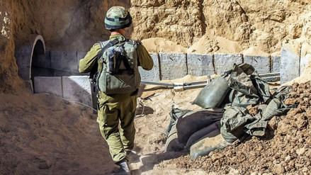 Israel halla en su territorio un túnel cavado por Hamás