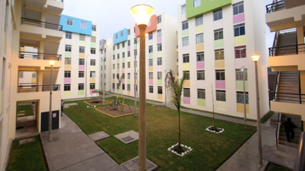 Techo Propio: duplican subsidio para compra de viviendas
