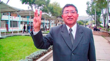 Exrector de la UNC asegura que no cometió peculado con anticipos de dinero