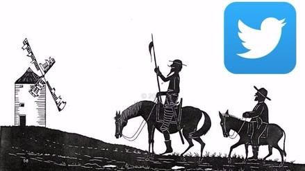 Twitter: Hombre cumple sueño de transcribir El Quijote en 17 mil tuits
