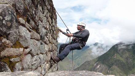 Culminaron trabajos de mantenimiento en montaña Huayna Picchu