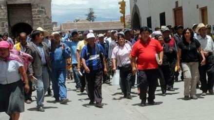 Pobladores de Churcampa piden instalación de mesa de diálogo