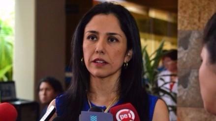 Nadine Heredia: Comisión de Fiscalización halla indicios de lavado de activos