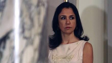 Nadine Heredia arremete en Twitter contra comisión de Fiscalización