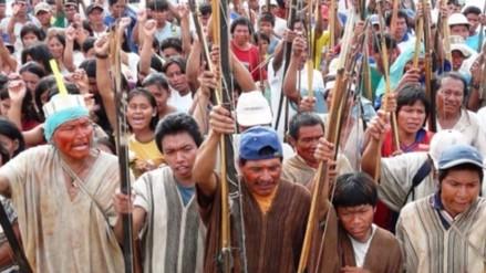 Nativos tomaron por horas una base de Petroperú en Loreto