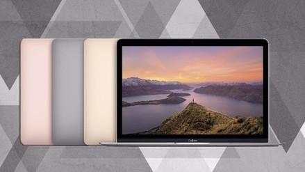 Apple actualiza su línea MacBook con dos nuevos modelos
