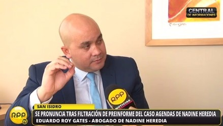 """Roy Gates: """"Ollanta Humala fue quien pidió hablar con el fiscal"""""""