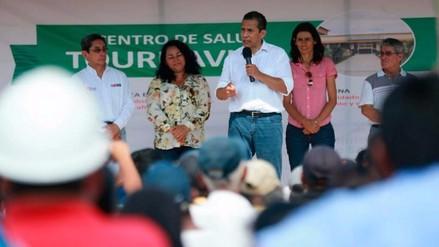 """Humala: """"Fiscalización hace persecución política y recrea una ficción jurídica"""""""