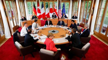 Obama y cuatro líderes del G7 se reunirán el lunes en Hannover