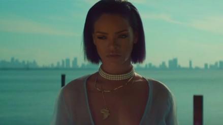 "Rihanna: mira su polémico nuevo videoclip ""Needed me"""