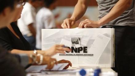 Elección del Parlamento Andino podría anularse si se aplica ley electoral