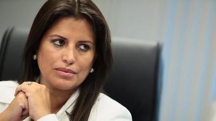 Congresista Carmen Omonte renunció a Perú Posible