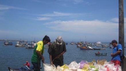 Oleajes anómalos: Se reanudaron las actividades en puerto de Salaverry