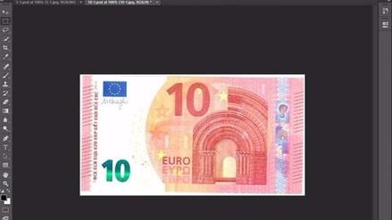 ¿Alguna vez intentaste editar fotos de dinero en Photoshop?