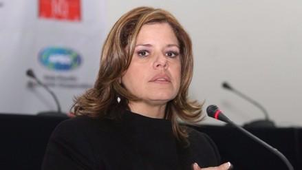 "Mercedes Aráoz: ""Barnechea no representa a los votantes de Acción Popular"""