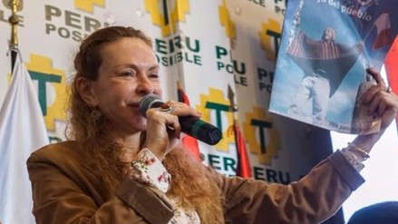 Eliane Karp cuestiona a Carmen Omonte tras su renuncia a Perú Posible
