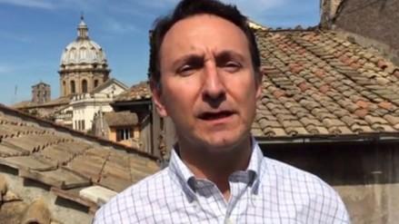 Líder del Sodalicio llegó a Vaticano para responder denuncias sobre abusos