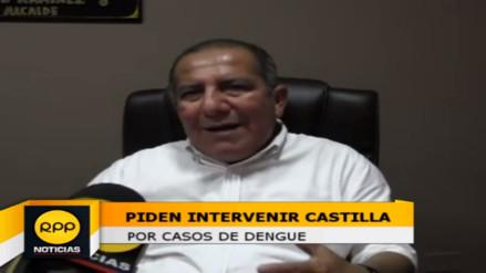 Alcalde de Castilla pide intervención contra el dengue en su jurisdicción