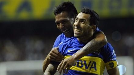 Copa Liberadores: Boca Juniors goleó 6-2 al Deportivo Cali en el Grupo 3