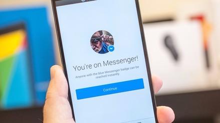 Facebook Messenger permitirá llamadas grupales con hasta 50 personas