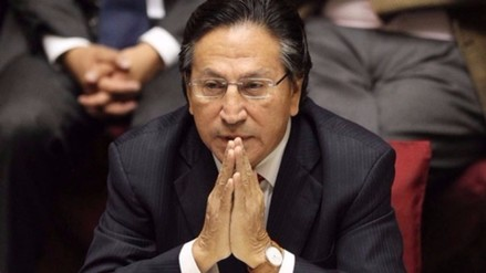 Poder Judicial abre proceso a Alejandro Toledo por caso Ecoteva