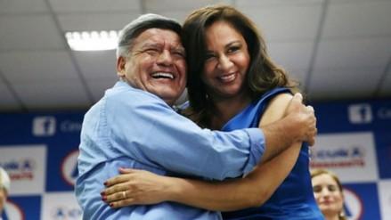 Marisol Espinoza supera a Heidy Juárez por 195 votos