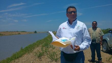 Huaral: ministro de Agricultura inaugurará tres canales de riego