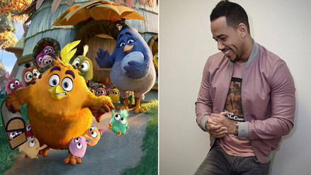 Romeo Santos participará en la película Angry Birds