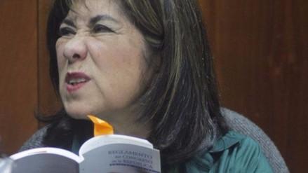 Hija de Martha Chávez: