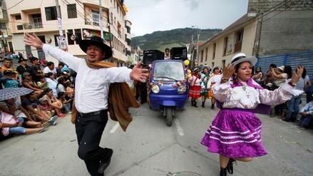 Empezaron las celebraciones en Apurímac por aniversario 143