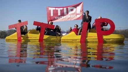 TTIP: Convocan 8 protestas en Alemania contra tratado de libre comercio