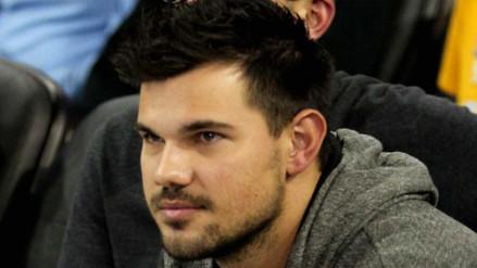 Taylor Lautner renunció a la serie que protagonizaba